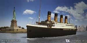 titanic II new york