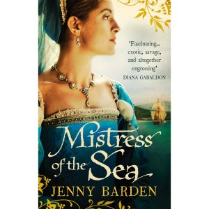 Mistress of the Sea pbk