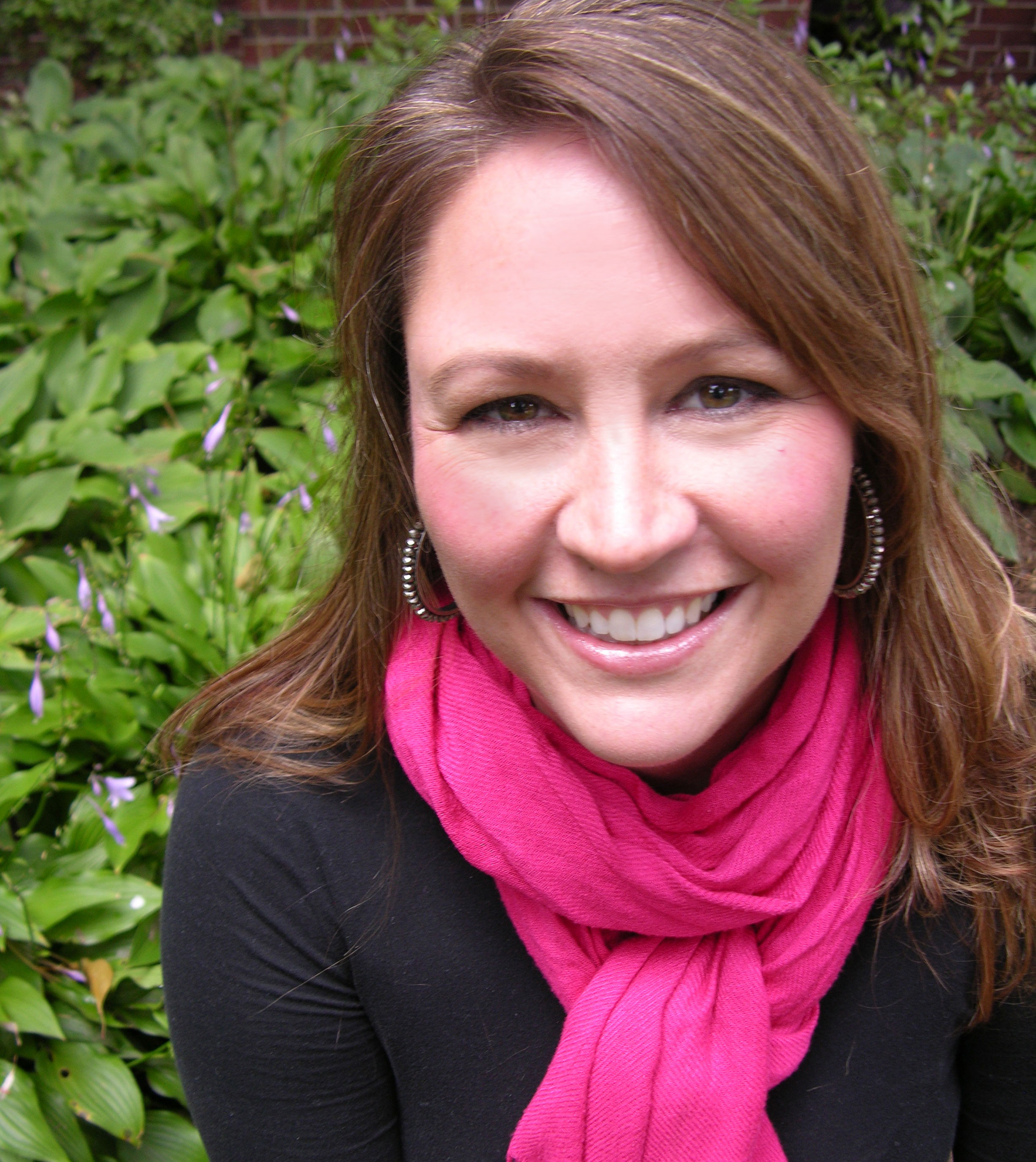 Heather Webb Author Photo